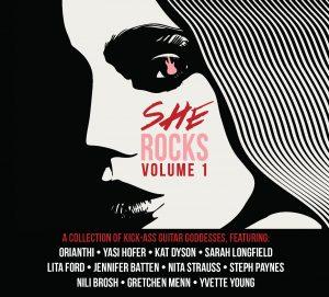 She Rocks Vol  1 - Favored Nations